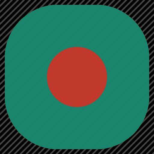 bangla, bangladesh, country, flag, national icon