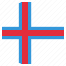 country, faroe, flag, islands, national icon