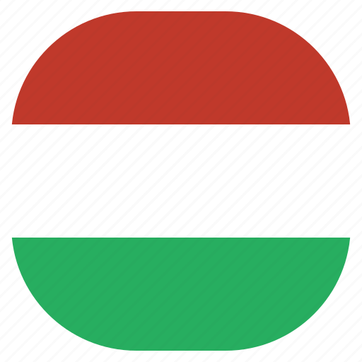 country, flag, hungarian, hungary, national icon