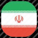 country, flag, iran, iranian, national