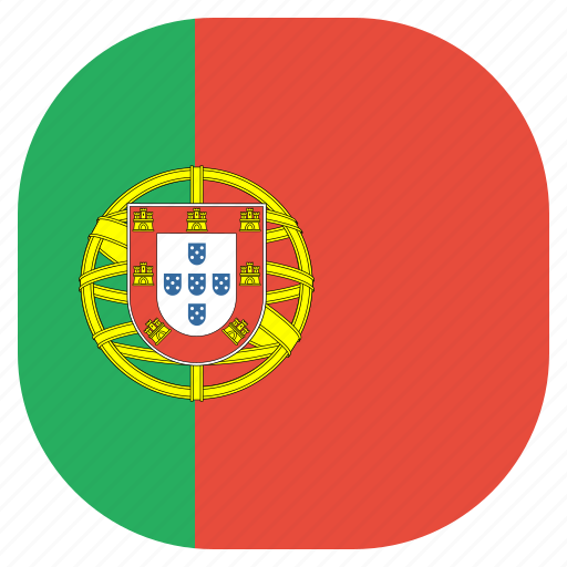 country, flag, portugal, portugese icon