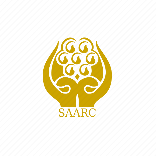 association, countries, flag, regional, saarc, south asian icon