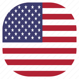 america, american, country, flag, states, united, usa icon
