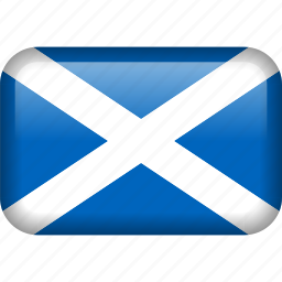 country, flag, scotland icon