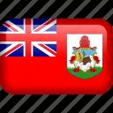 bermuda, country, flag