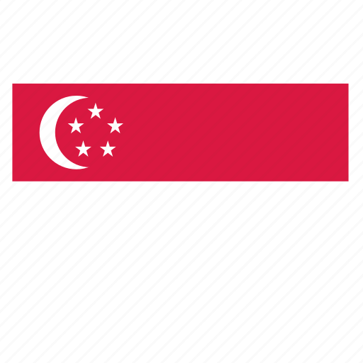 asia, asian, country, flag, sgp, singapore icon