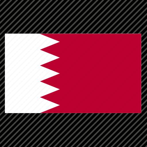 asia, asiancountry, bahrain, bahrini, bhr, flag icon