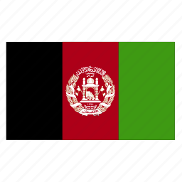 afg, afghan, afghani, afghanistan, country, flag icon