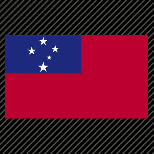 apia, country, flag, samoa, samoan, tala, wsm icon