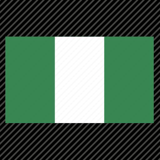 country, flag, naira, nga, nigeria, nigerian icon