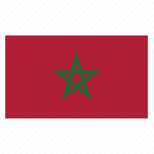 africa, african, flag, mar, march, moroccancountry, morocco icon
