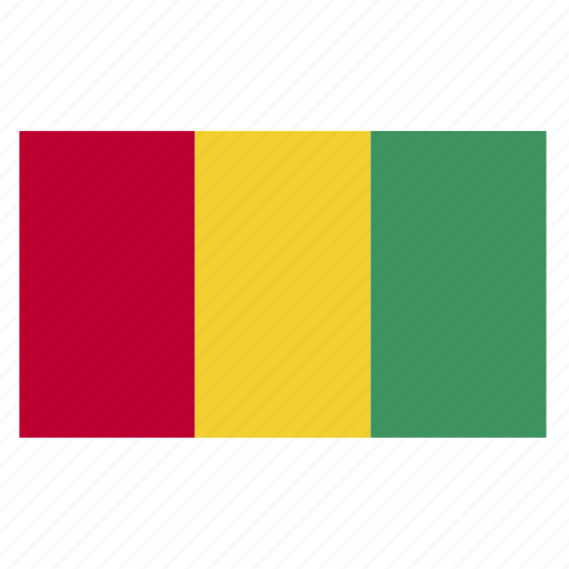 country, flag, guinea, guinean, new, oceania, papua icon