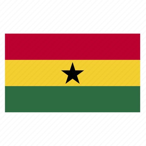cedi, country, flag, gha, ghana, ghanaian icon