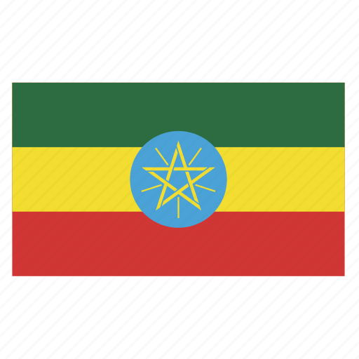 birr, country, eth, ethiopia, ethiopian, flag icon