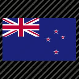 country, flag, new, new zealand, newzealand, nzl, zealand icon