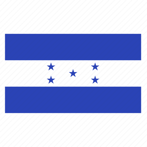 america, central, country, flag, hnd, honduran, honduras icon