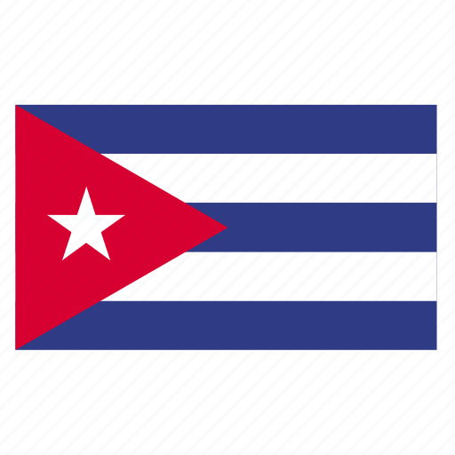 caribbean, country, cub, cuba, flag icon