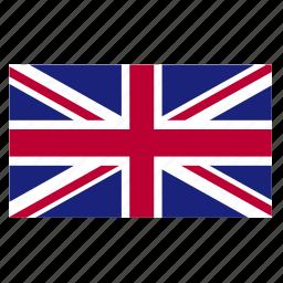 country, england, flag, kingdom, uk, united icon