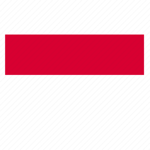 asia, asian, country, flag, idn, indonesia, indonesian icon