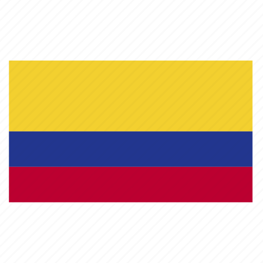col, colombia, colombian, country, flag icon