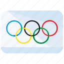 association, event, flag, logo, olympics, sports icon