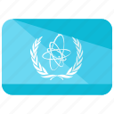association, company, flag, logo, science, world icon