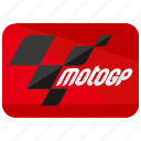 flag, motogp, race icon
