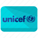 association, company, flag, international, unicef, world icon