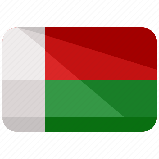 africa, country, flag, location, madagscar, map, nation icon