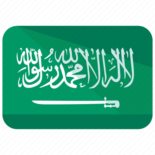 arabia, asia, country, flag, location, map, saudi icon