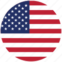 america, flag of america, flag of united states, flag of usa, united states, united states's flag, usa icon