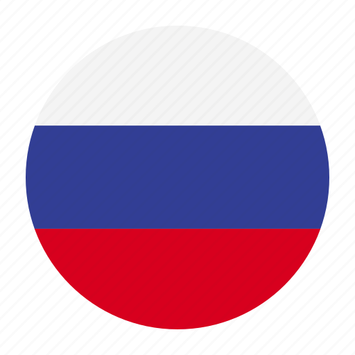 country, flag, rus, russia, russian icon