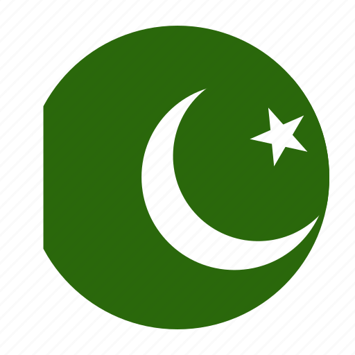 asia, asian, country, flag, pak, pakistan, pakistani icon