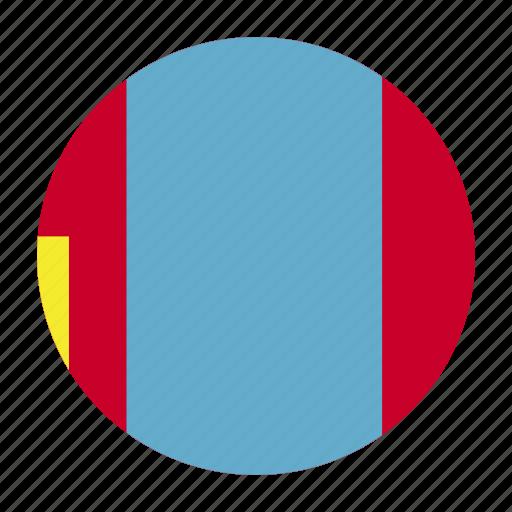 asia, country, flag, mng, mongolia, mongolian, mongols icon