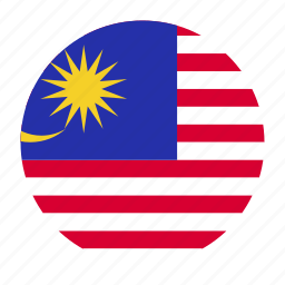 asia, asian, country, flag, malaysia, malaysian, mys icon