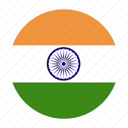 asia, country, flag, hindustan, ind, india, indian icon