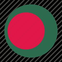 bangla, bangladesh, bangladeshi, bengali, country, flag, taka icon