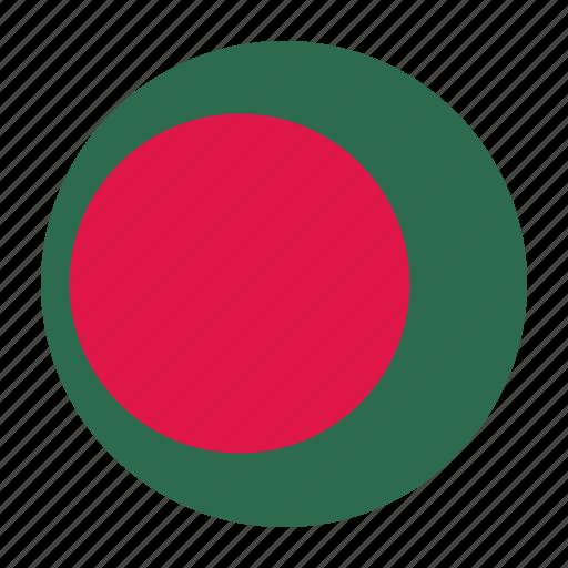 bangla, bangladesh, bangladeshi, bengali, flag icon