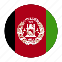 afg, afghan, afghani, afghanistan, asiancountry, flag, pashto icon