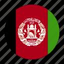 afg, afghan, afghani, afghanistan, asiancountry, flag, pashto icon