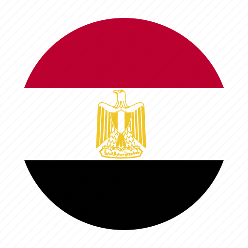 east, eastcountry, egypt, egyptian, flag, middle icon