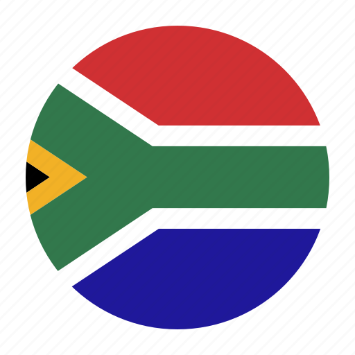 africa, african, country, flag, pretoria, south, zaf icon