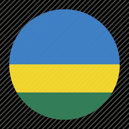 africa, africancountry, flag, kigalim, rwa, rwanda, rwandan icon