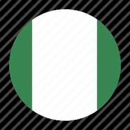 africa, country, flag, naira, nga, nigeria, nigerian icon