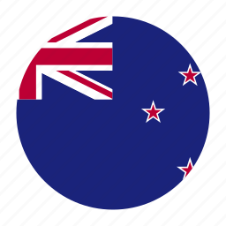 country, flag, new, newzealand, nzl, oceania, zealand icon