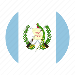 america, central, country, flag, gtm, guatemala, guatemalan icon