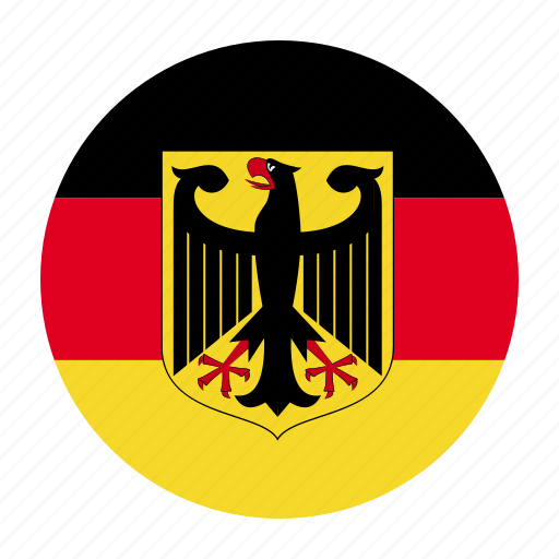 country, deu, europe, flag, german, germany icon