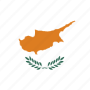 country, cyp, cyprus, europe, europen, flag icon