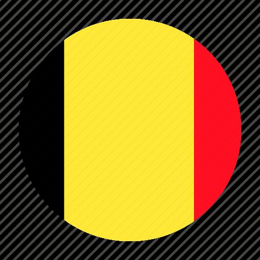 bel, belgian, belgium, country, dutch, europe, flag icon