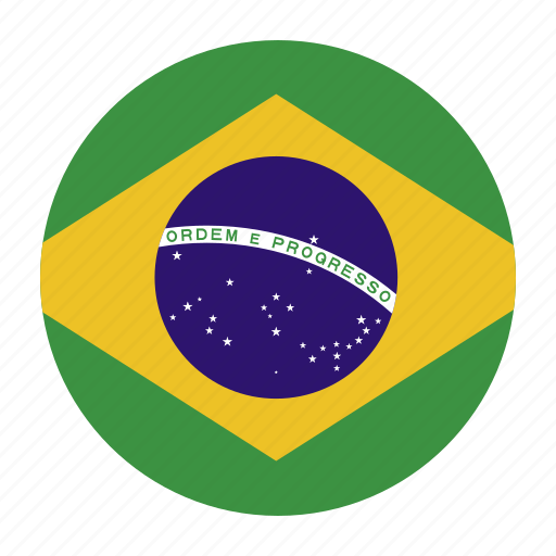 bra, brazil, brazilian, country, flag icon